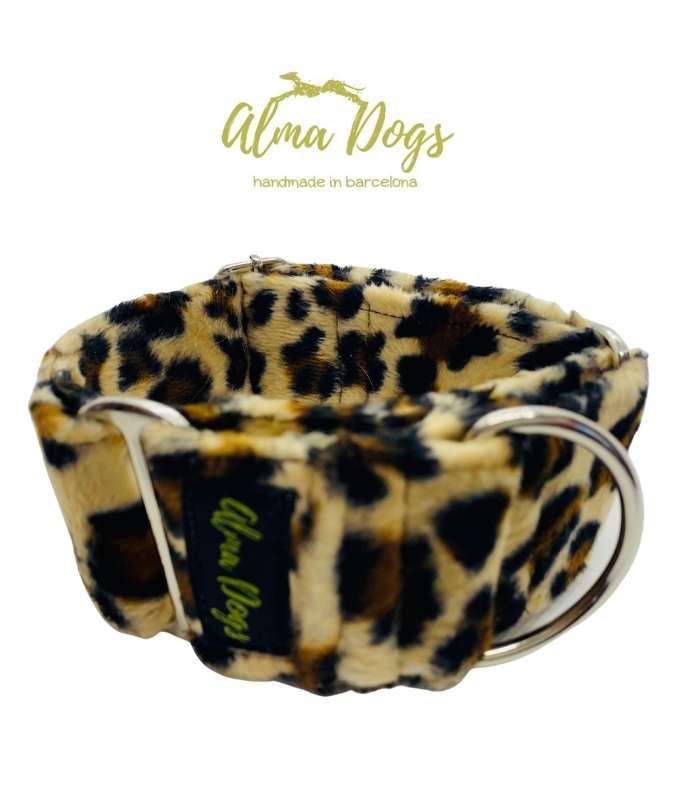 Martingale para galgo leopardo