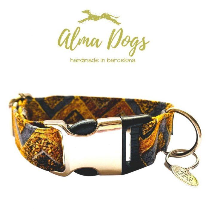 collar para perro Luxury